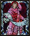 Designed by Edward Burne-Jones. From St. Mungo Museum of Religious Life & Art, Glasgow (6999739963).jpg