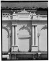 Detail; south (front) elevation, second floor, center portal of loggia - North Philadelphia Station.tif