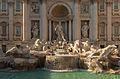 Detail Neptune Trevi fountain Rome Italy.jpg