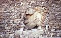 Dettaglio della piramide di Cheope (Giza 2002).jpg