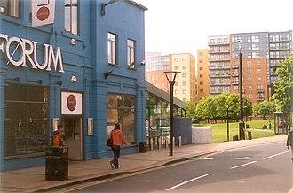 Devonshire Quarter - Division Street/Devonshire Green, Devonshire Quarter, Sheffield