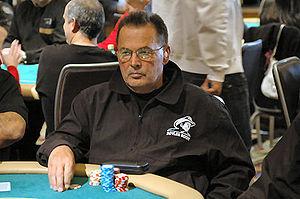 Dewey Tomko - Dewey Tomko at the 2006 World Poker Tour Bellagio Five Star Tournament