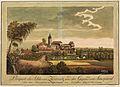 Die Eremitage zu Sanspareil 012 Prospect des Schlosses Zwernitz und der Gegend von Sanspareil.jpg
