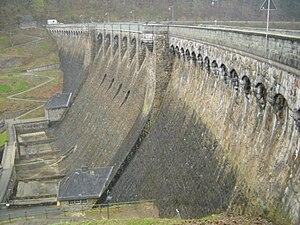 Diemelsee (municipality) - Diemel Dam