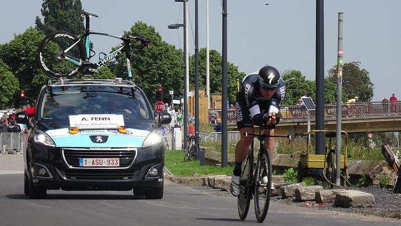 Diksmuide - Ronde van België, etappe 3, individuele tijdrit, 30 mei 2014 (B002).JPG