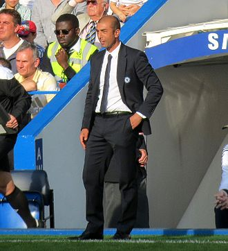 2012 FA Cup Final - Interim Chelsea manager Roberto Di Matteo hoped the win would earn him the position on a permanent basis.