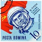Dimitrie Stiubei - Cosmonauti - G. Titov.jpg