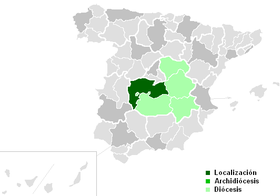 Image illustrative de l'article Archidiocèse de Mérida-Badajoz