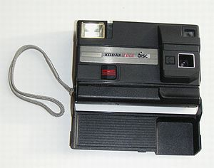 Kodak disc camera