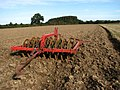 Disc plough parked in field - geograph.org.uk - 571238.jpg