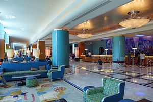 Disney's Hollywood Hotel - Hotel Lobby