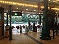 Disneyland Resort exit gate 02-01-2017(2).jpg