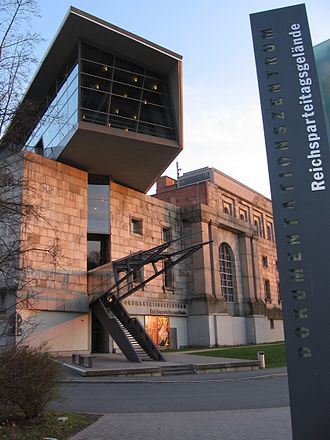 Nuremberg - Documentation centre at the former Nazi party rally grounds