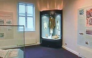 Donegal County Museum - Image: Donegal County Museum Interior