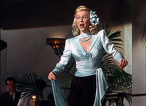 "Romance on the High Seas - Doris Day as Georgia Garrett, singing ""I'm in Love"""