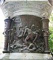 Dos de Mayo – Madrid, Jacinto Ruiz, bas-relief, east.jpg