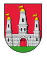 Dovhe coat of arms 2014.png
