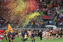 Dragons - Saints 2012 2.JPG
