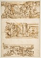 Drawing for Engraving in Raccolta di Vari Schizzi, Venice, 1747, After Angelo Rosis. MET DP812249.jpg