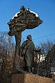 Drazdovič Monument in Minsk.jpg