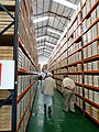 Drill core repository - Geological and Mining Institute of Spain 04.JPG