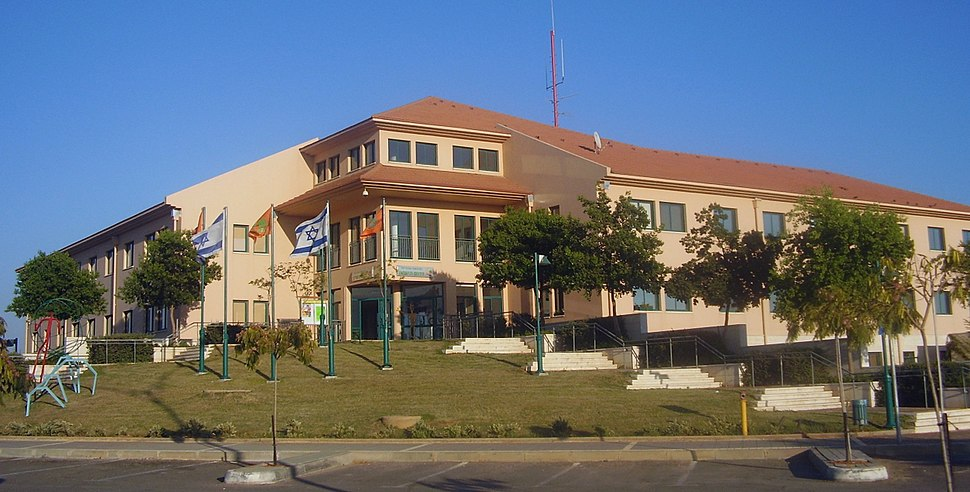 Drom HaSharon regional council offices01