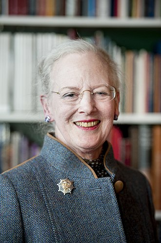 Margrethe II of Denmark - Queen Margrethe II in May 2012