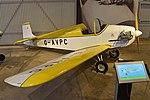 Druine D.31 Turbulent 'G-AVPC' (24992259817).jpg