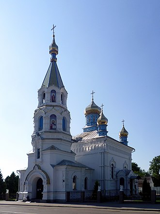 Dubno - Saint Elijah church