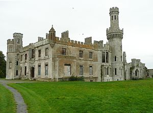 Carlow - Ducketts Grove house, Co. Carlow