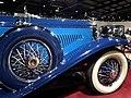 Duesenberg 1931 Model J Derham bodied Tourster (13494585484).jpg