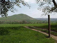 Dufton Pike from the west - geograph.org.uk - 29531.jpg