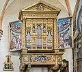 Duomo (Verona) - Interior - Nave left part - organ.jpg