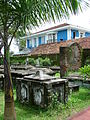 Dutch Cemetery - Old Cochin - Kochi - India.JPG
