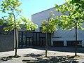 Dyvekeskolen nordvest indgang.JPG