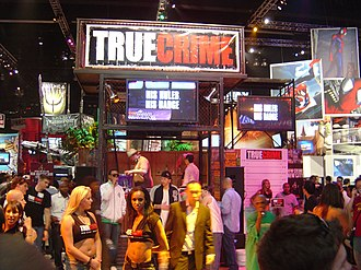 True Crime: New York City - Promotion at E3 in May 2005