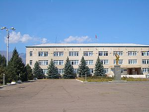 Balykchy - Balykchy Government Office