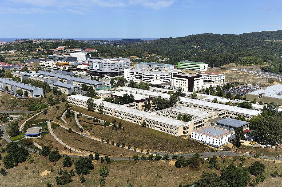 Campus de vizcaya universidad del pa s vasco wikipedia - Arquitectura pais vasco ...
