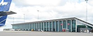 Aalborg Airport - Image: EKYT Terminal