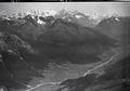 ETH-BIB-Madulain, La Punt Chamues-ch, Berninagruppe, Roseggletscher v. N. aus 2800 m-Inlandflüge-LBS MH01-007830.tif