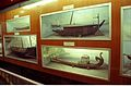 Early Indian Boat Models - Transport Gallery - BITM - Calcutta 2000 306.JPG