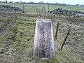 Easter Muckovie Farm trigpoint - geograph.org.uk - 377530.jpg