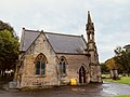 Eastern of two Mortuary Chapels in All Saints Cemetary, Jesmond, Newcastle upon Tyne.jpg