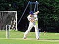 Eastons CC v. Chappel and Wakes Colne CC at Little Easton, Essex, England 40.jpg