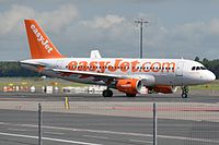 G-EZDS - A319 - Not Available