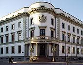 Das von Wilhelm erbaute Stadtschloss Wiesbaden, seit 1946 Sitz des Hessischen Landtags (Quelle: Wikimedia)