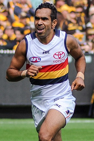 Goal of the Year (AFL) - Eddie Betts has won Goal of the Year on a record three occasions – twice playing for Adelaide (2015 and 2016) and once for Carlton (2006).