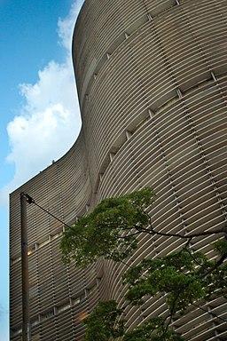 Edifício Copan São Paulo March 2012-7