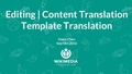 Editing - Content Translation, Template Translation Testing Findings.pdf