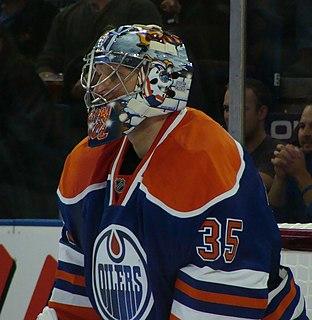 Nikolai Khabibulin Russian ice hockey goaltender